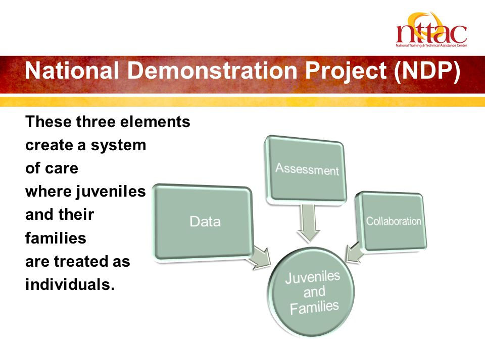 National Demonstration Project (NDP)