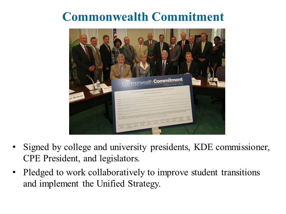 Commonwealth Commitment