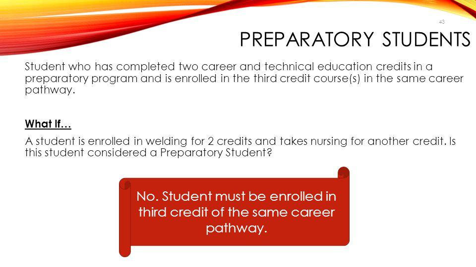 Preparatory Students