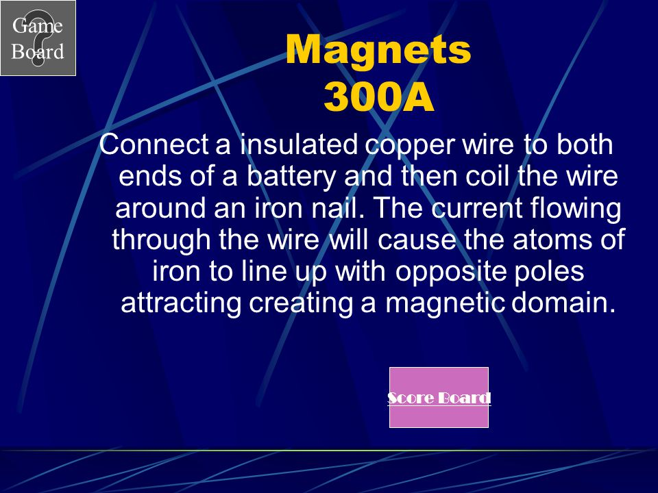 Magnets 300A