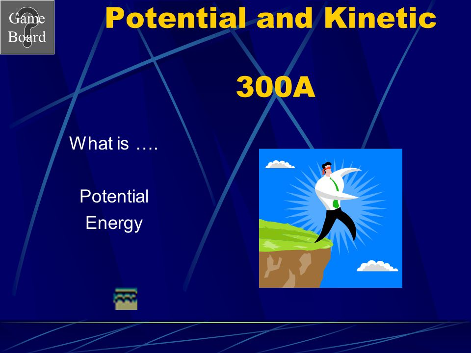 Potential and Kinetic 300A