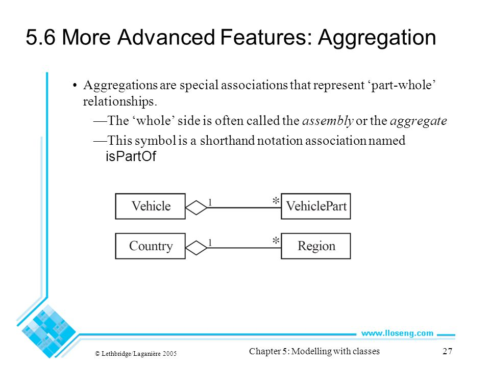 5.6 More Advanced Features: Aggregation