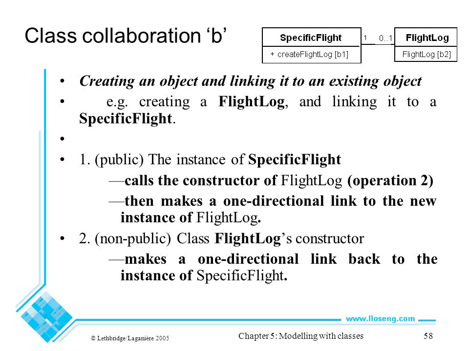 Class collaboration 'b'