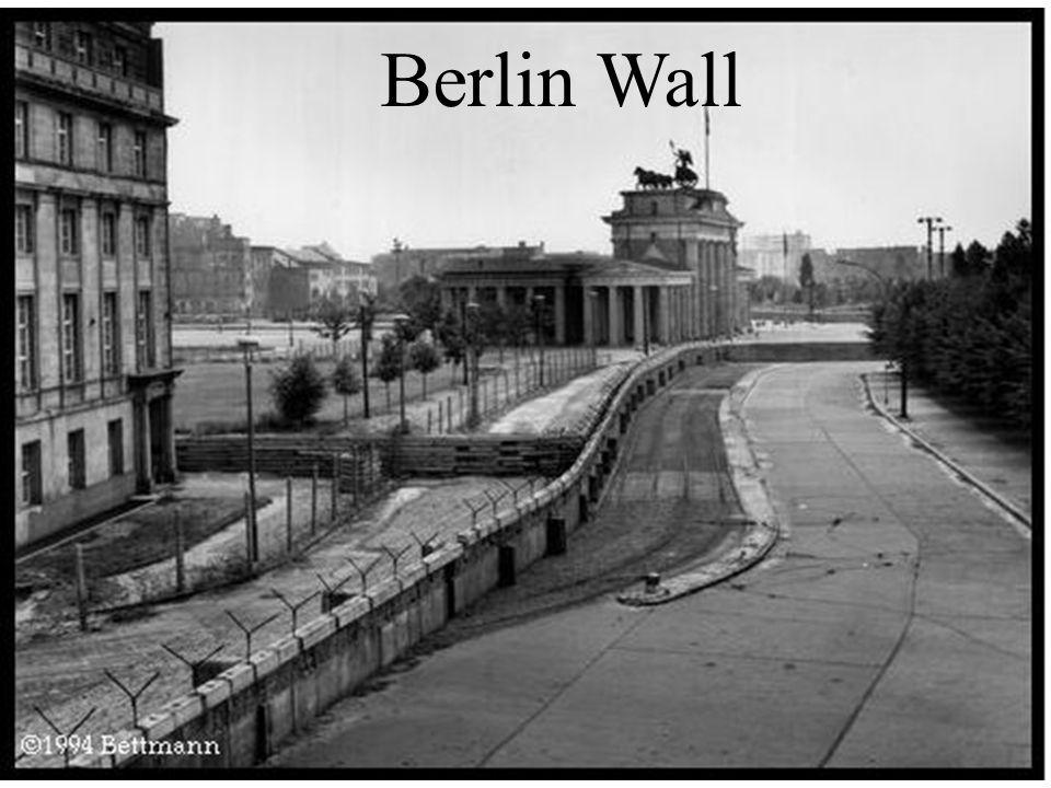 Berlin Wall Berlin Wall