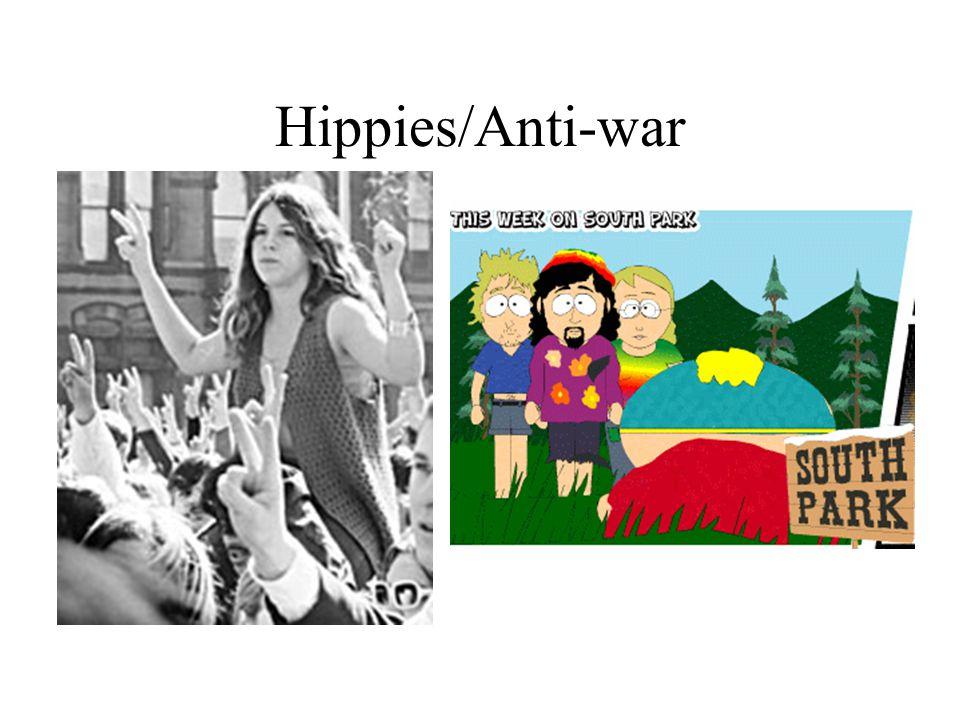 Hippies/Anti-war