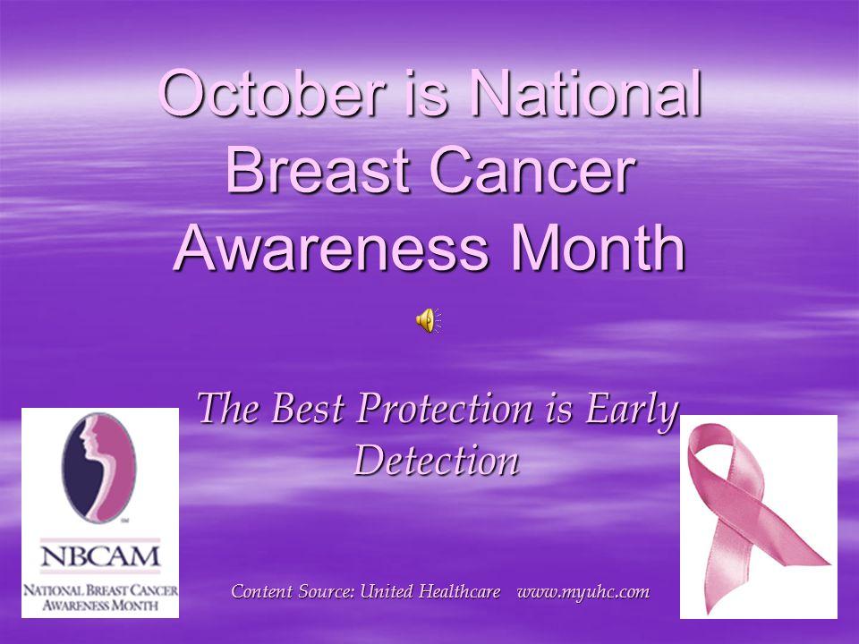 Presentation on breast cancer.