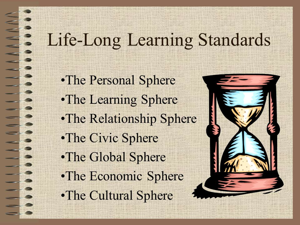 Life-Long Learning Standards