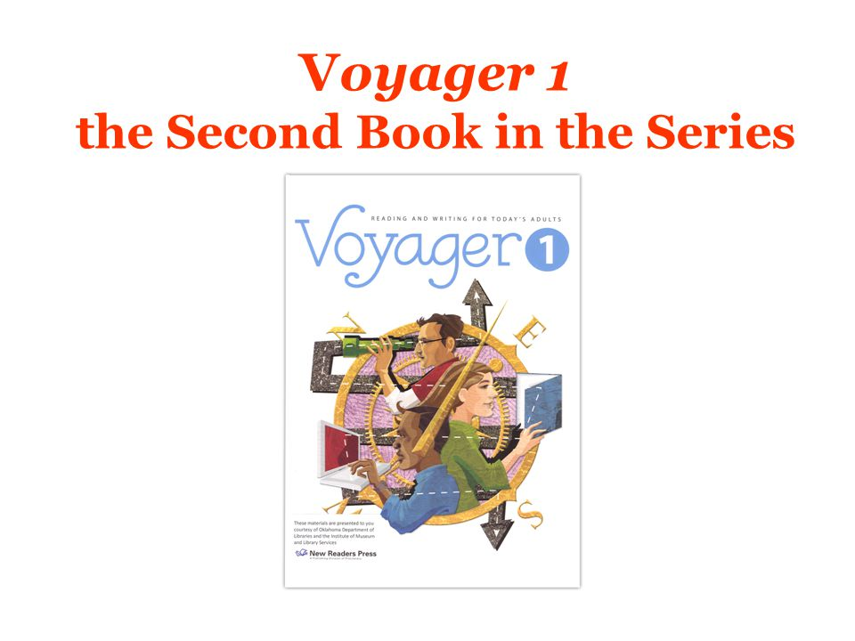 Voyager 1 the Second Book in the Series