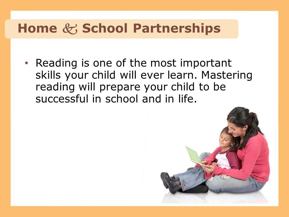 Home  School Partnerships