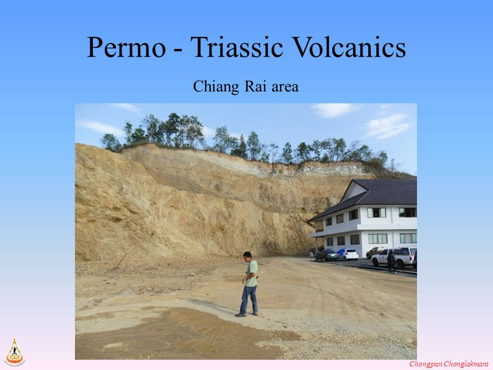 Permo - Triassic Volcanics
