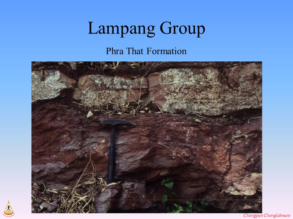 Lampang Group Phra That Formation