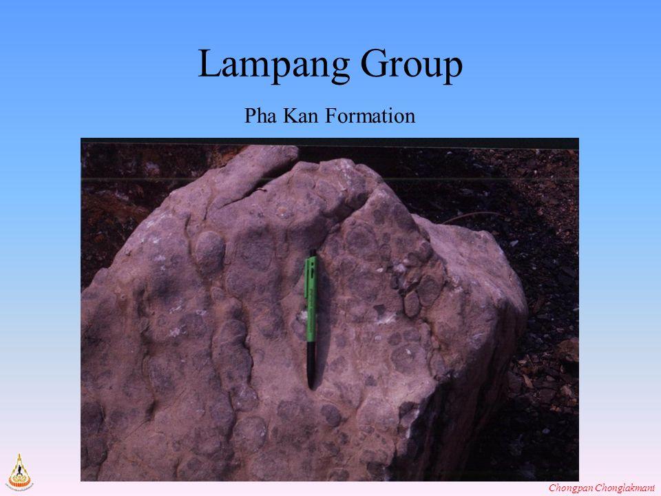 Lampang Group Pha Kan Formation