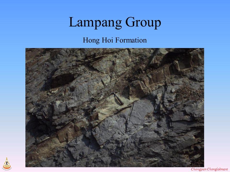Lampang Group Hong Hoi Formation