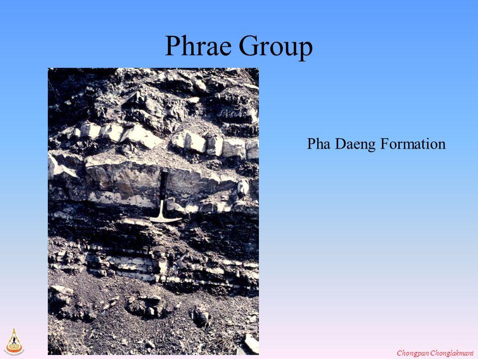 Phrae Group Pha Daeng Formation