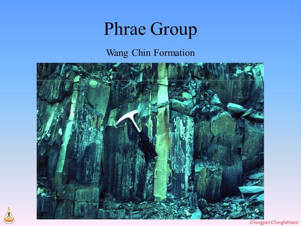 Phrae Group Wang Chin Formation