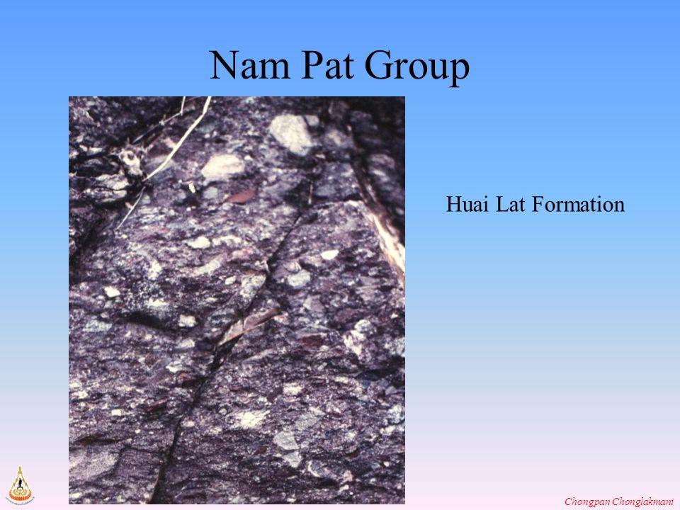 Nam Pat Group Huai Lat Formation