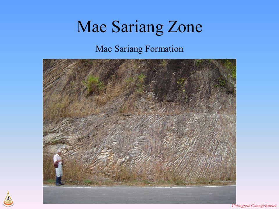 Mae Sariang Zone Mae Sariang Formation