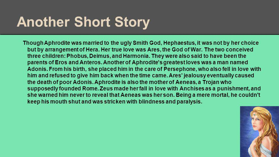 Another Short Story