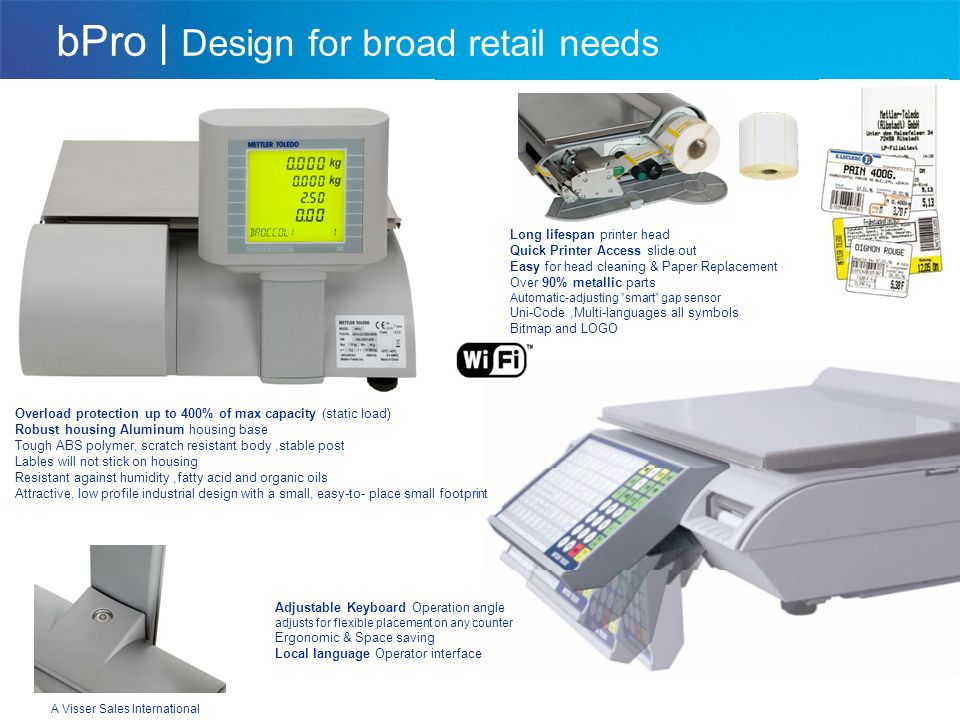 bPro | Design for broad retail needs