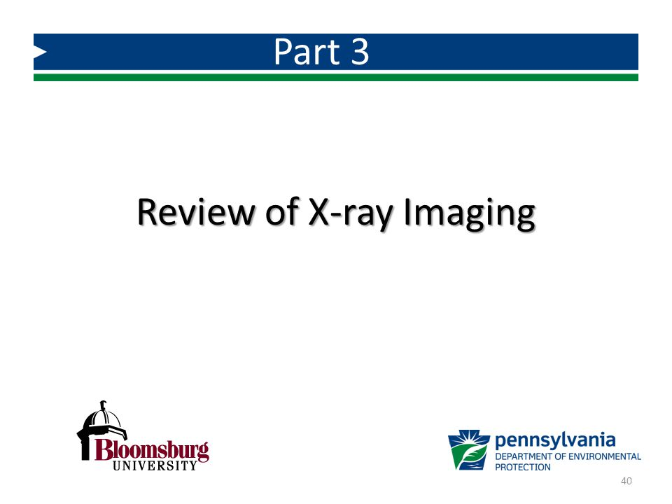 Review of X-ray Imaging