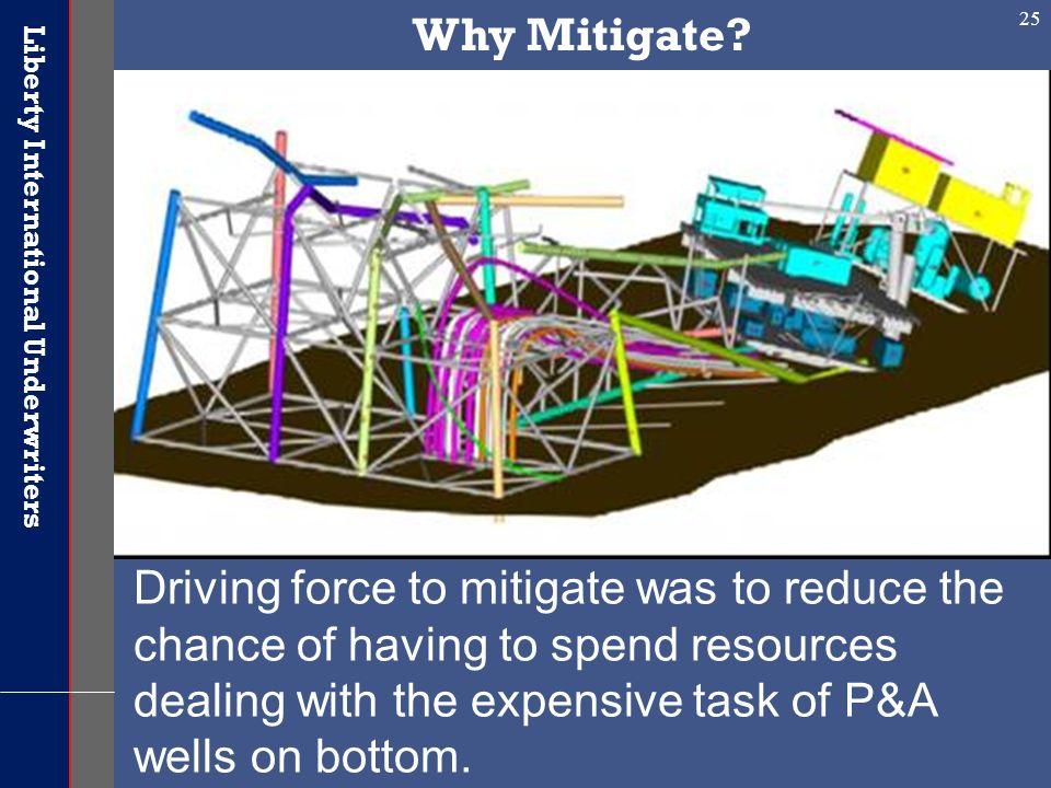 Why Mitigate.