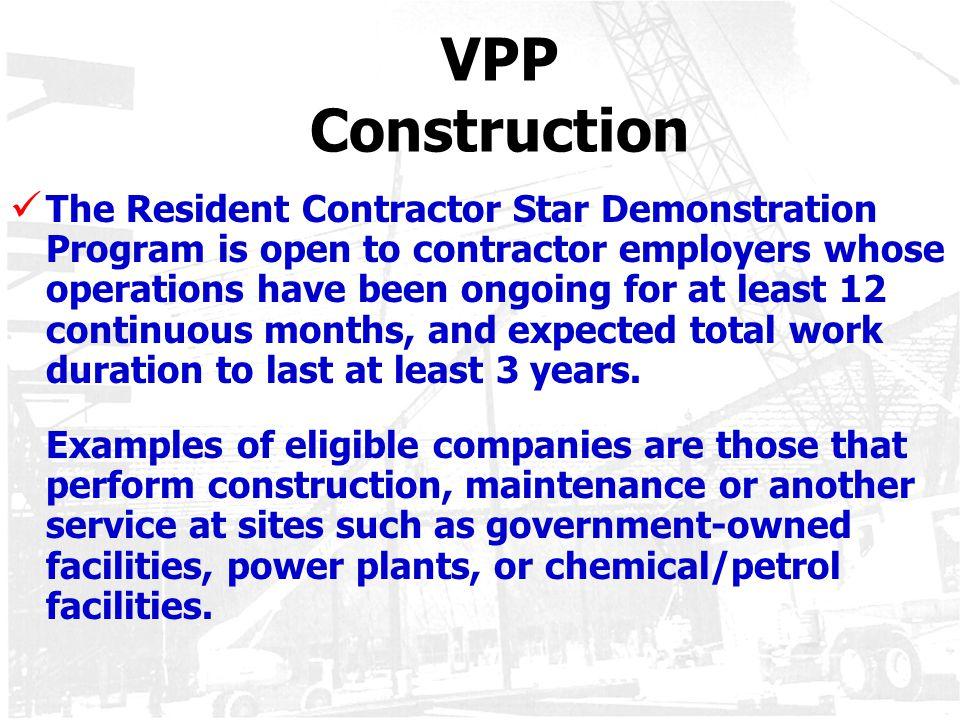 VPP Construction