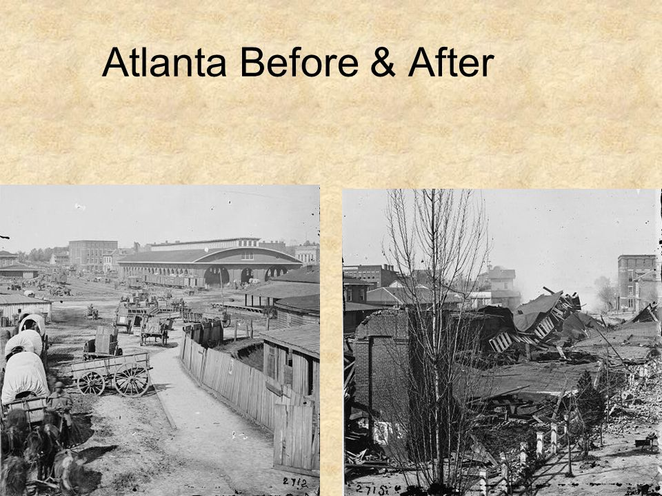 Atlanta Before & After