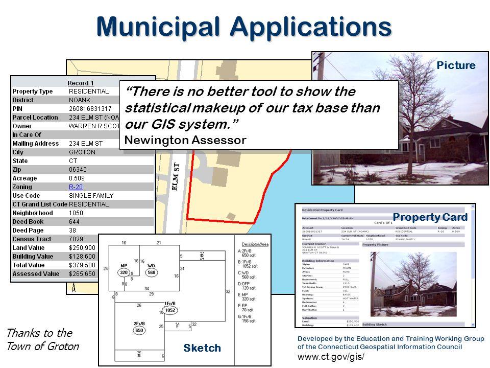 Municipal Applications
