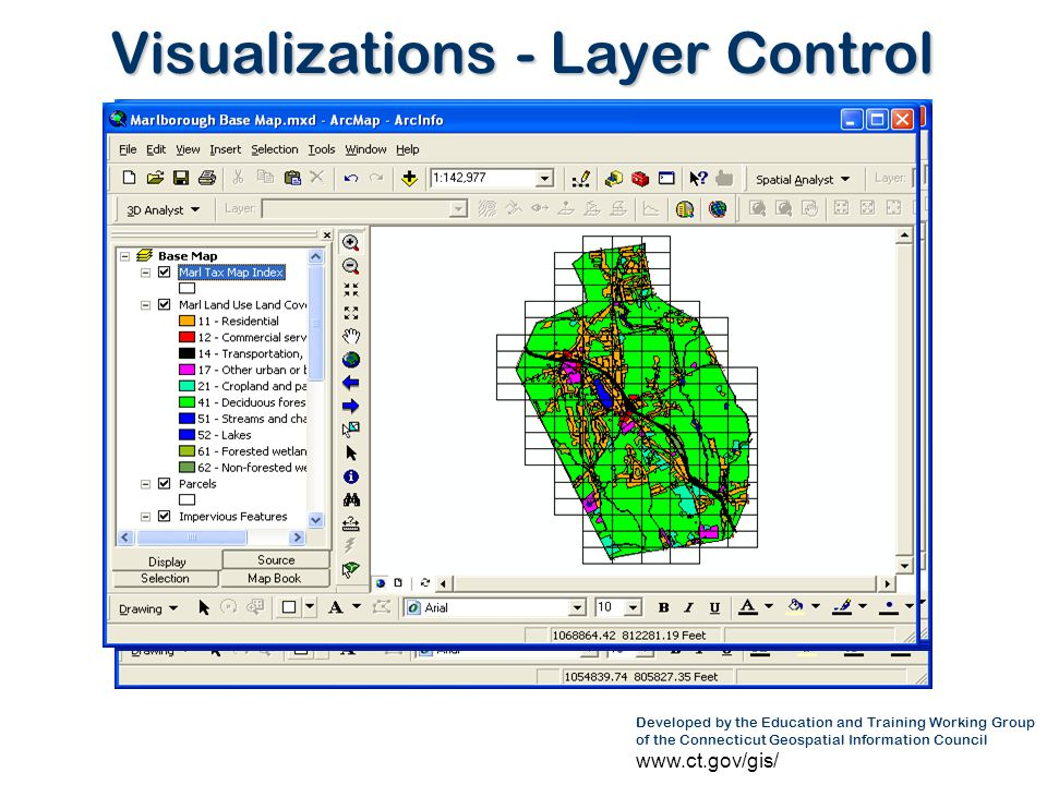 Visualizations - Layer Control