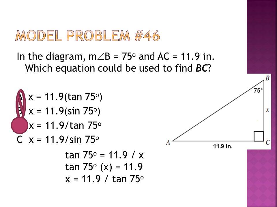 Model Problem #46