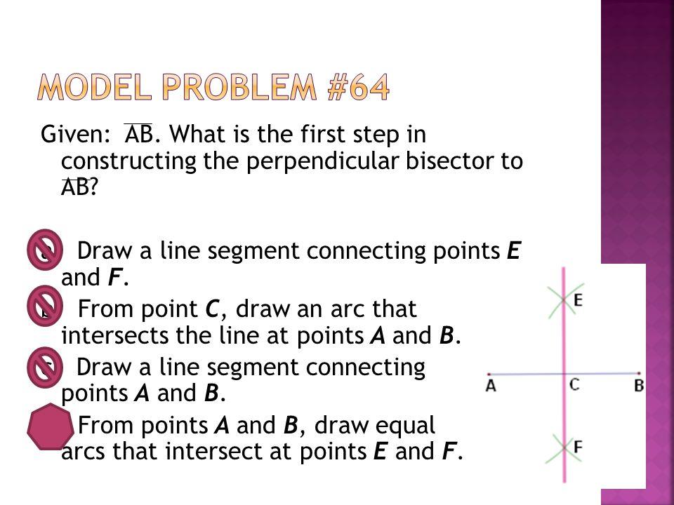 Model Problem #64