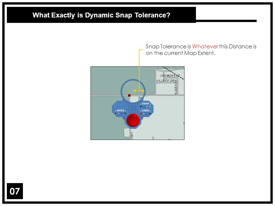 What Exactly is Dynamic Snap Tolerance