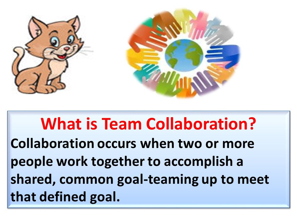 What is Team Collaboration