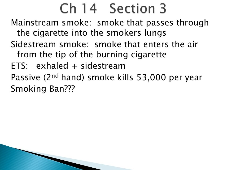 Ch 14 Section 3