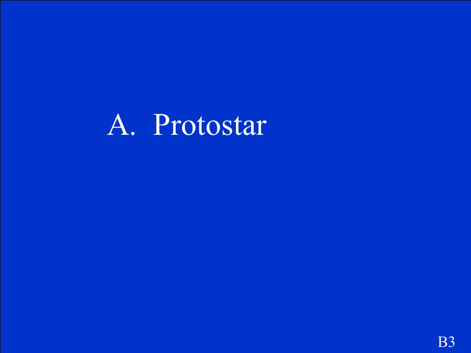 A. Protostar B3