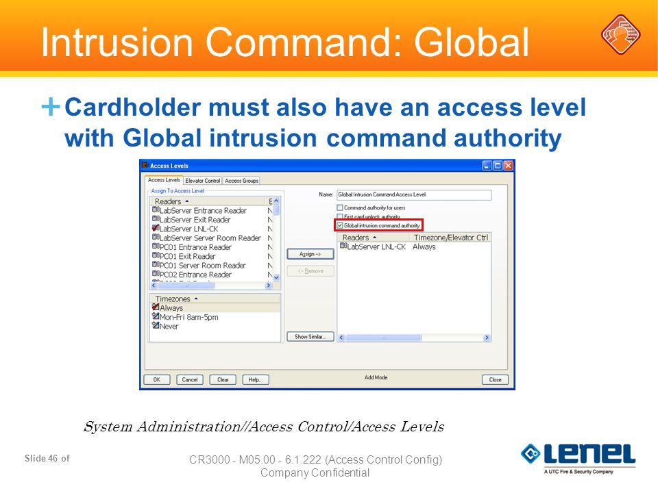 Intrusion Command: Global