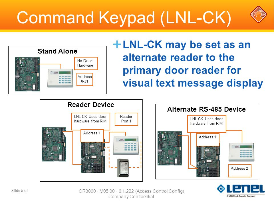 Command+Keypad+%28LNL CK%29 lenel command keypad lnl ck ppt download lnl-1100 wiring diagram at edmiracle.co