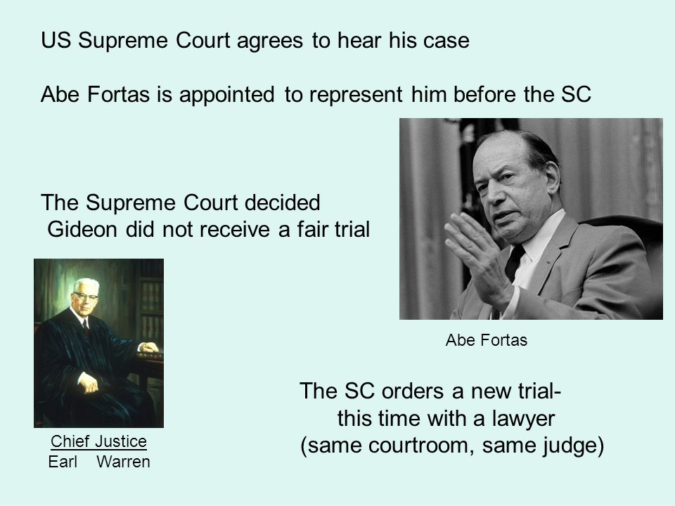 US Supreme Court agrees to hear his case