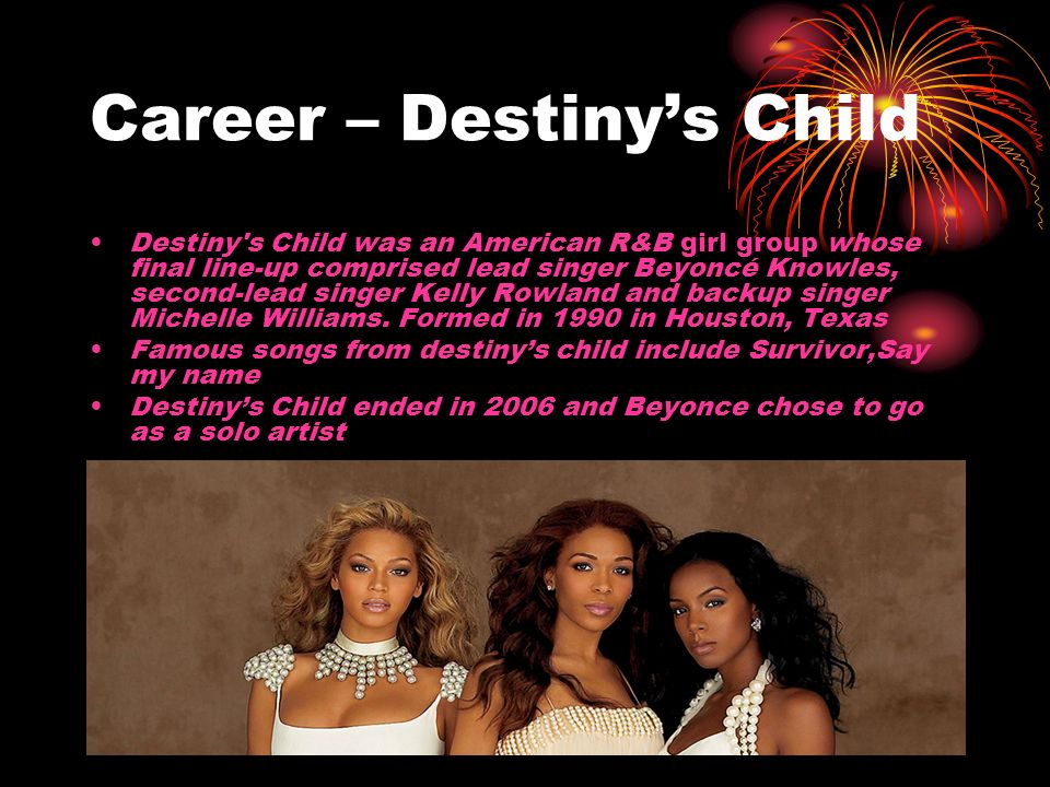 Career – Destiny's Child