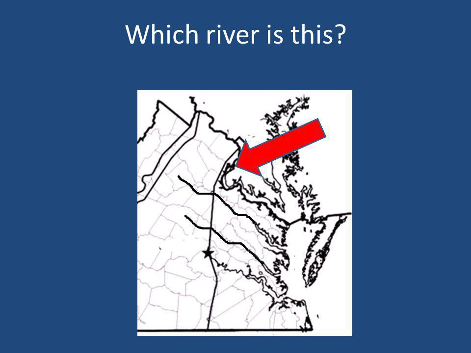 Which river is this