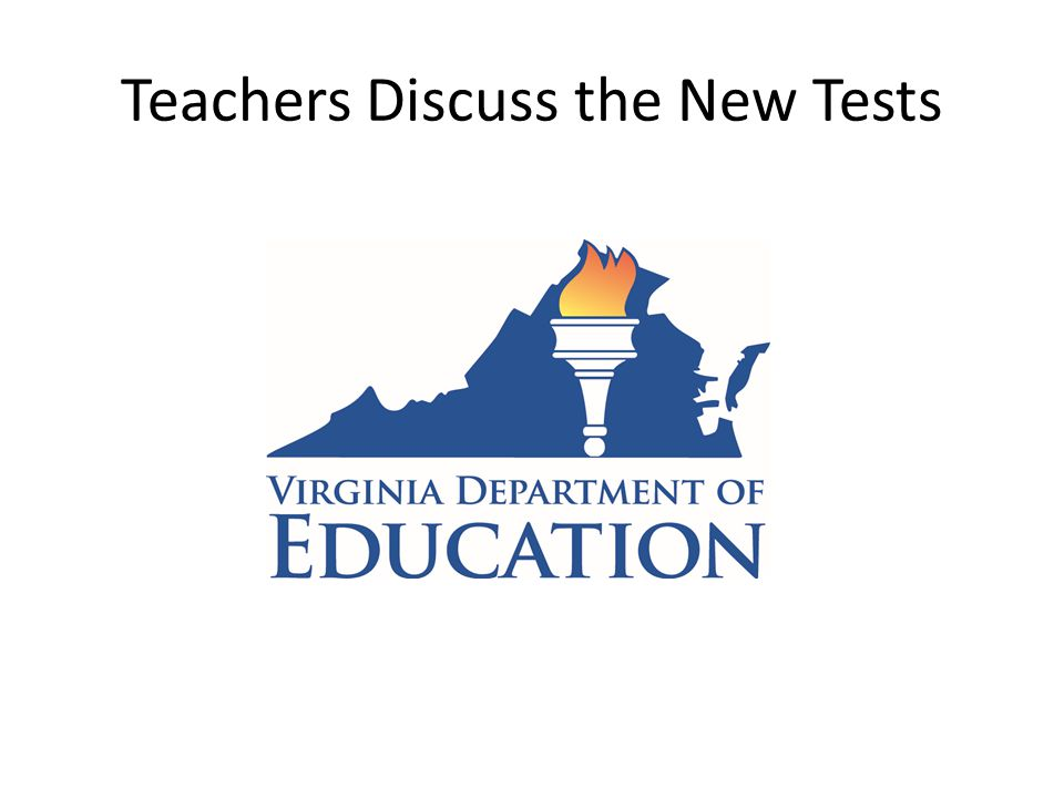 Teachers Discuss the New Tests