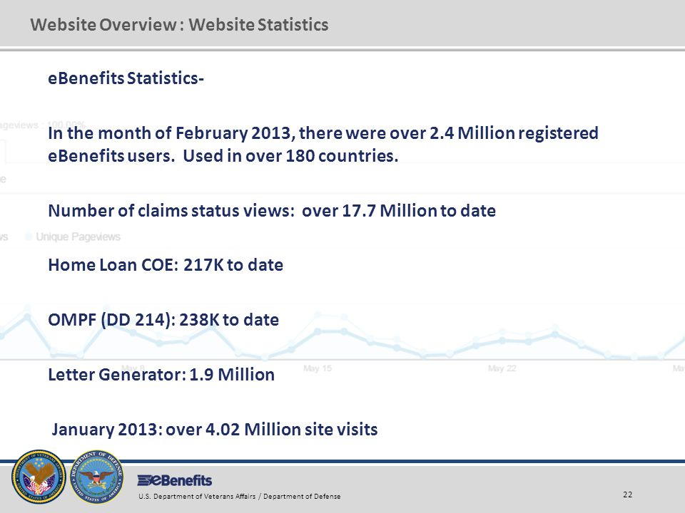 Website Overview : Website Statistics