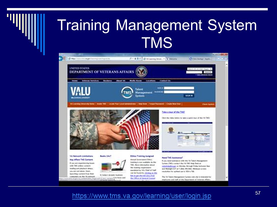 Training Management System TMS