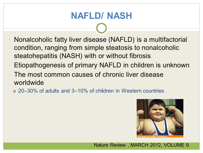 NAFLD/ NASH