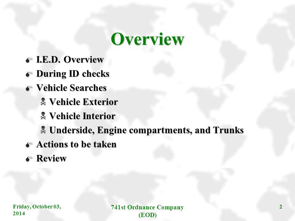 741st Ordnance Company (EOD)