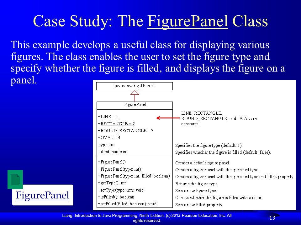 Case Study: The FigurePanel Class