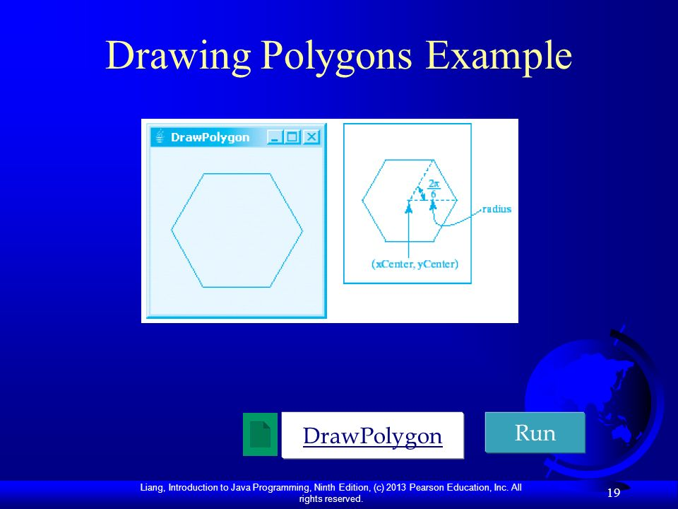 Drawing Polygons Example