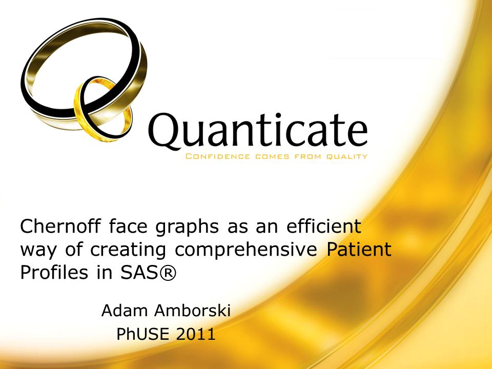 Chernoff face graphs as an efficient way of creating comprehensive Patient Profiles in SAS®