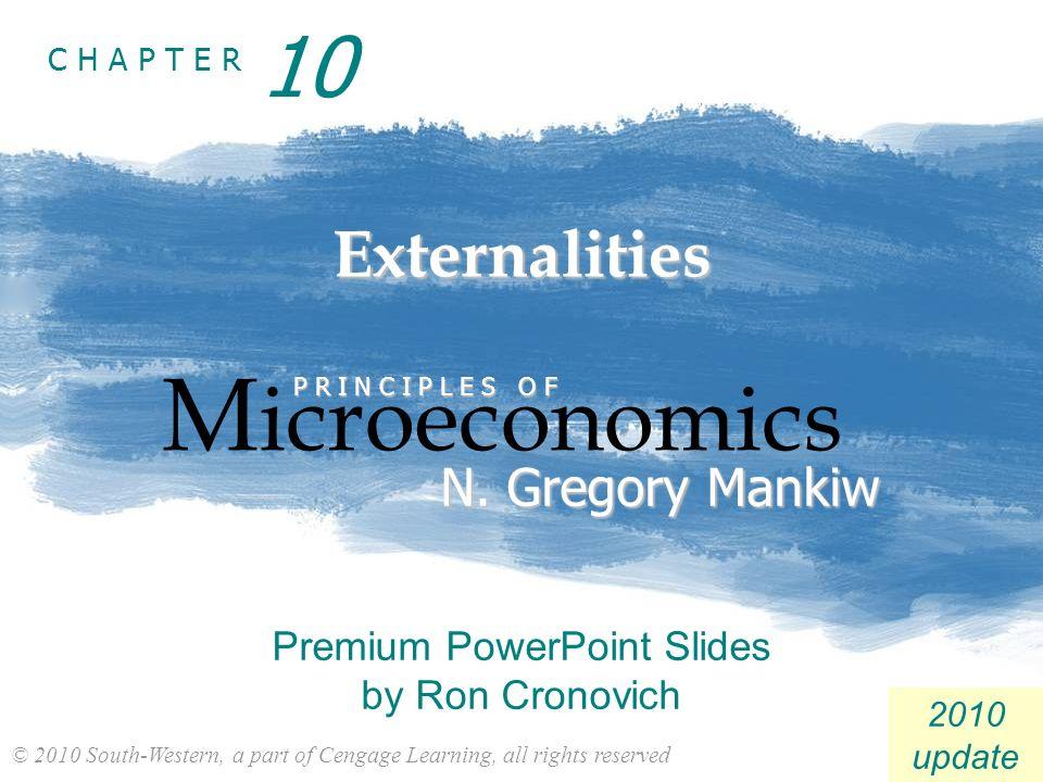 Premium PowerPoint Slides by Ron Cronovich