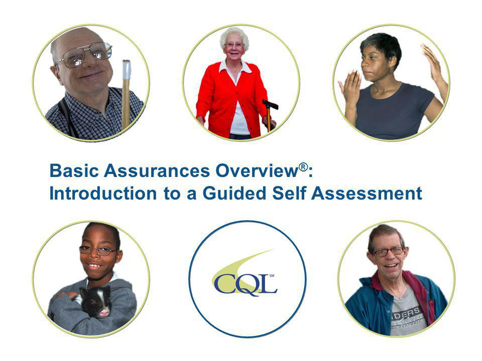 Basic Assurances Overview®: